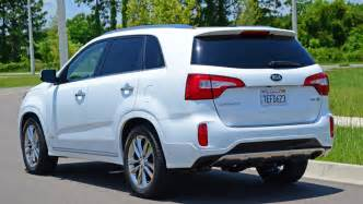 2015 Kia Sorento Lx Review 2015 Kia Sorento Sxl Awd Review Test Drive
