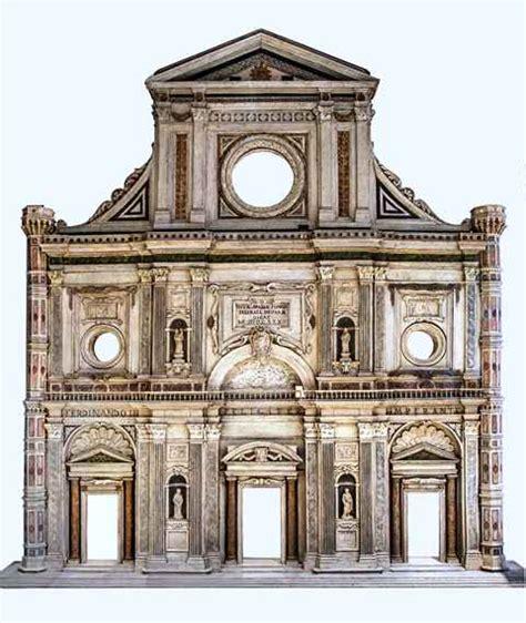 santa fiore facciata l architettura e la scultura della facciata di santa