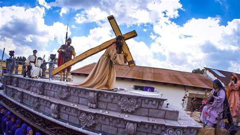 imagenes de jesus nazareno del perdon calendario de procesiones en antigua guatemala para semana
