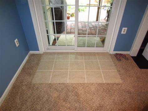 Front Door Carpet Simply Diy 2 Basement Change 2