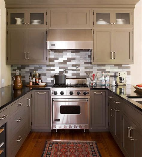 Cabinet Ideas For Small Kitchens Small Kitchen Decorating Ideas