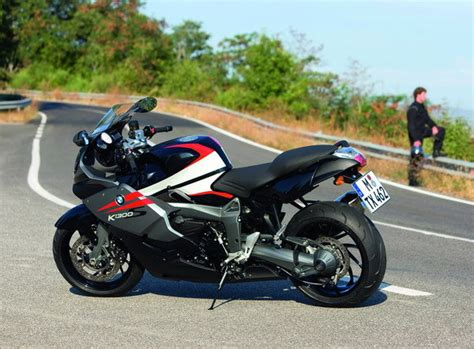2009 BMW K 1300 S   motorcycle review @ Top Speed