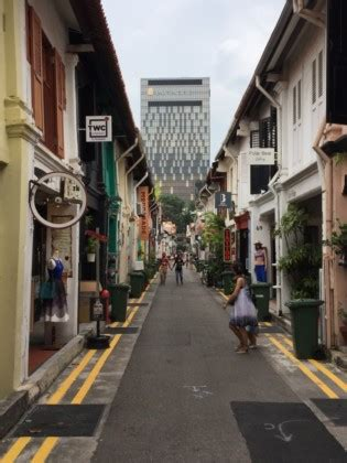 tattoo alley singapore haji lane the coolest street in singapore solobagging