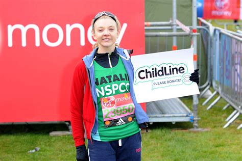 natalie dormer marathon natalie dormer at the marathon start 01 gotceleb