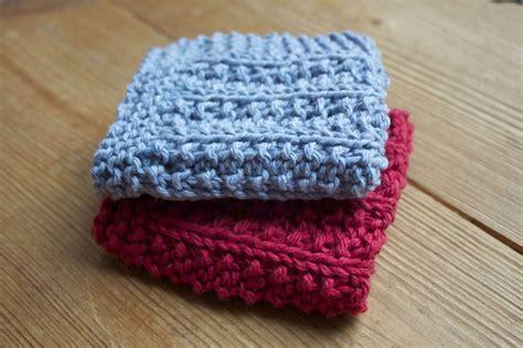 easy knit dishcloth a seedy dishcloth house in the suburbs