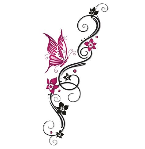 butterfly tribal tattoo meaning tribal arm tattoos for