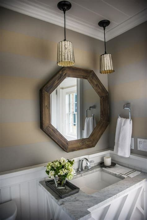 Octagon Homes Interiors by Hgtv Dream Home 2015 Powder Room Hgtv