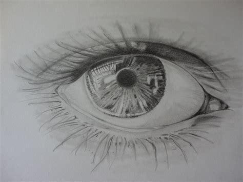 desenho a lapis quot olho quot desenho a l 225 pis de grafite hb e 6b 25 5