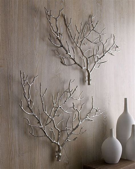 wire tree wall hanging home decor 25 best ideas about metal wall art on pinterest metal