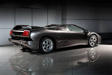 How Many Lamborghini Diablos Were Made Topcar Shows Bespoke Lamborghini Diablo Vt Roadster