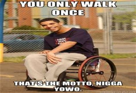 Trayvoning Meme - drake meme you only walk once picture ebaum s world