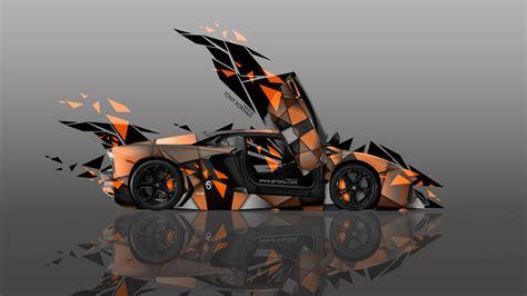lamborghini transformer 4k lamborghini aventador side transformer abstract car