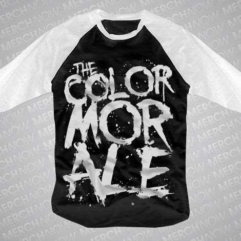 the color morale merch 16 best the color morale merch images on band