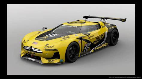 Gt By Citroen by Citroen Gt By Citroen Gr 4 Gran Turismo Sport