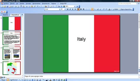 Italian Powerpoint Templates 28 Images Italian Soccer Flag Backgrounds Presnetation Ppt Italian Powerpoint Template