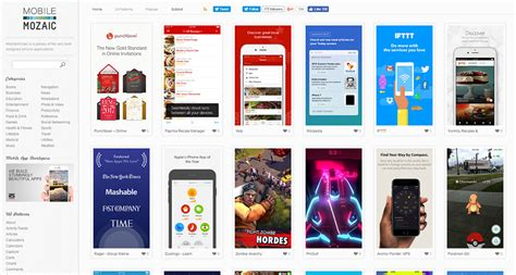 home screen design inspiration 10 best resources for mobile app design inspiration