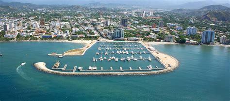 puerto de santa marta colombia colombia grandpacking