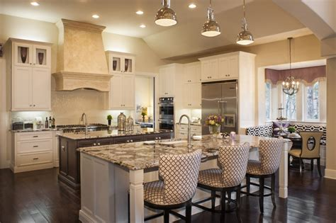 kitchen island table combination a practical and double kitchen island and dining table combination interior design