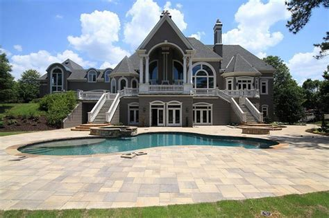 11 000 square foot newly built mansion in duluth ga