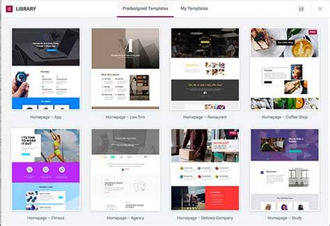 templates for elementor how to create custom wordpress layouts with elementor