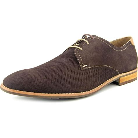 brown oxford shoes with steve madden elton suede brown oxford oxfords