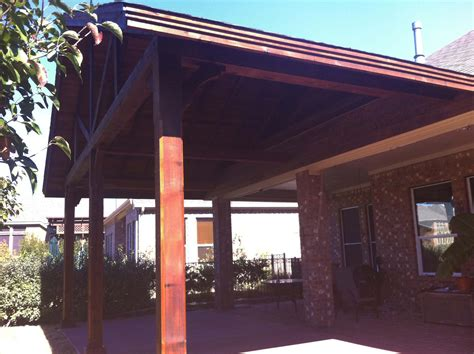 Giant Backyard Patio Cover   Fairview Texas   Hundt Patio