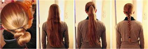 hair styles after donating hair hairstyles after donating hair before and after hair cut