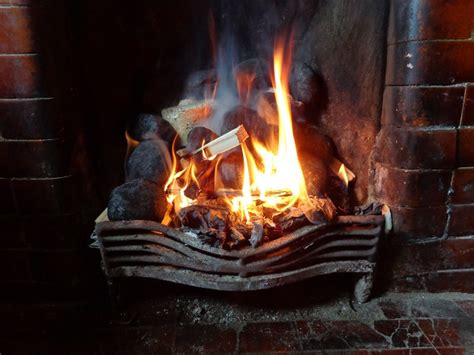 Burn Coal In Fireplace by How To Light A Smokeless Fuel Swept Away Chimney Sweep