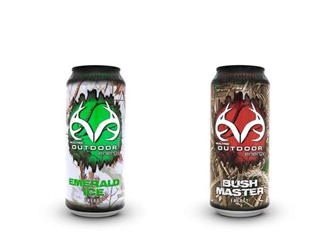 j m concepts energy drink realtree adds two new flavors to its energy drink line