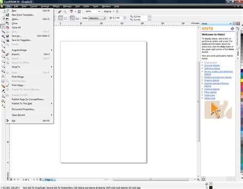 corel draw x5 templates установка кейген coreldraw x3