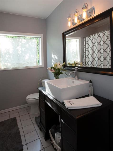 repurposed bathroom cabinet photo page hgtv