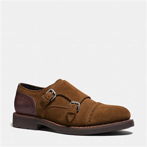 mens coach loafers coach mens loafers bleecker monk shoe