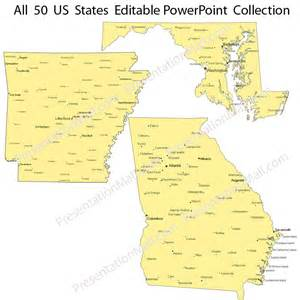 us map outline for powerpoint us state outline maps with major cities powerpoint