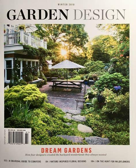 garden design journal magazine on a modern mission in garden design magazine
