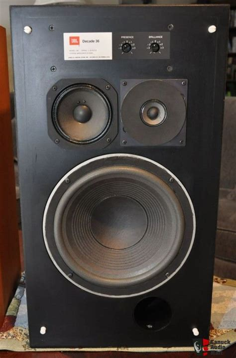 Speaker Jbl Decade jbl l36 decade speakers photo 438286 canuck audio mart