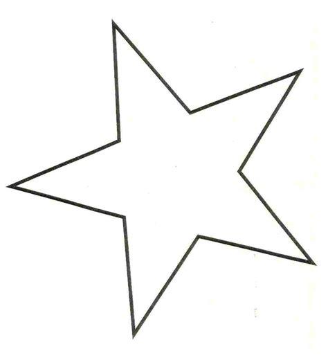 star templates clipart best