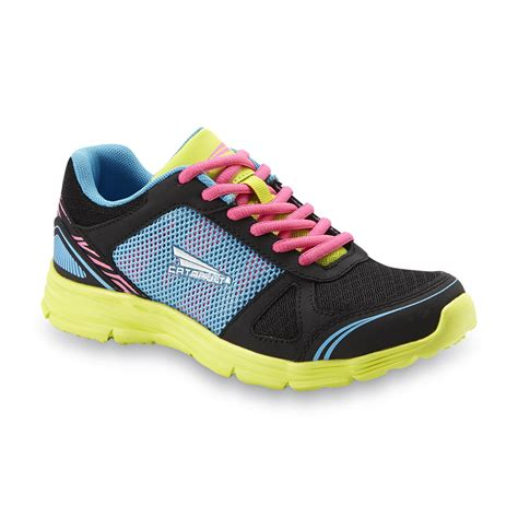 kmart athletic shoes s catapult conquer lightweight mesh running shoe