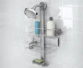 http www simplehuman adjustable shower caddy