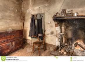 Country Homes And Interiors Subscription Interior De Una Casa De Campo Vieja Fotos De Archivo