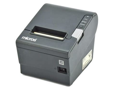 Receipt Template For Epson Printer by Epson Tm T88iv Receipt Driver For Xp Free Reviews And