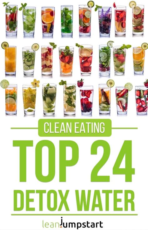 Detox Water For Fast Metabolism by Detox Water Top 24 Clean Recipes To Boost Your Metabolism