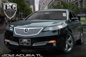 2010 Acura Tl Grill Replacement Acura Tl Billet Mesh Grilles Caridcom 2016 Car Release Date
