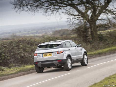 2016 range rover evoque caricoscom 2016 range rover evoque 5 door 2wd uk spec rear hd
