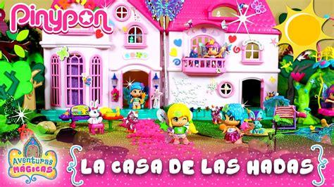 pinypon casa la casa de las hadas de pinypon juguetes pinypon