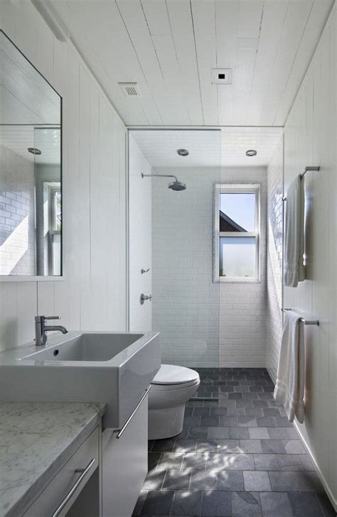Bathroom With Open Shower Open Shower Bath Room Pinterest