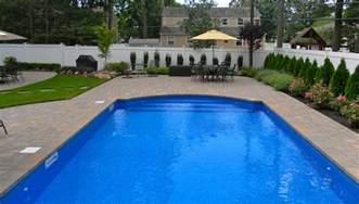 patio pool poolscapes patios basics landscpaing co inc
