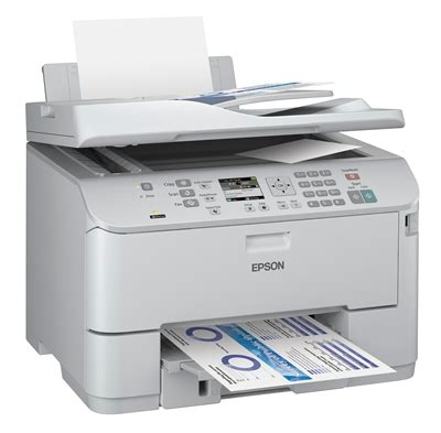 Printer Epson Workforce Pro Wp 4521 epson launches 7 new printers that offer speed