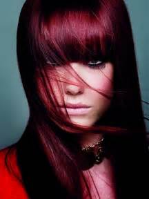 maroon hair color burgundy hair color blogs avenue