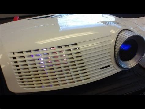 Lcd Proyektor Benq Ms502p how to install a bare projector l into your projector doovi