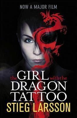 dragon tattoo larsson the girl with the dragon tattoo stieg larsson